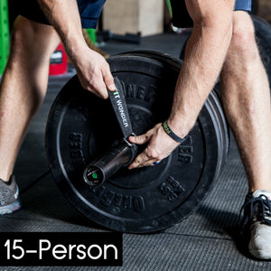 15 Person Gym Package
