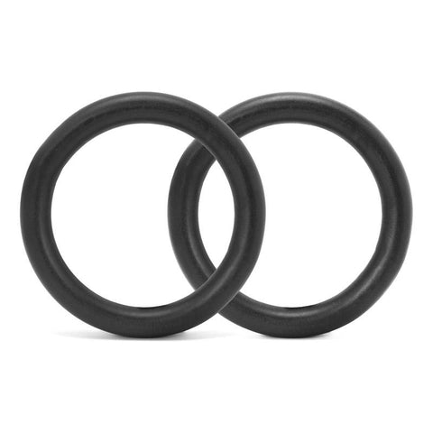 32mm Steel Gymnastic Rings - No Straps