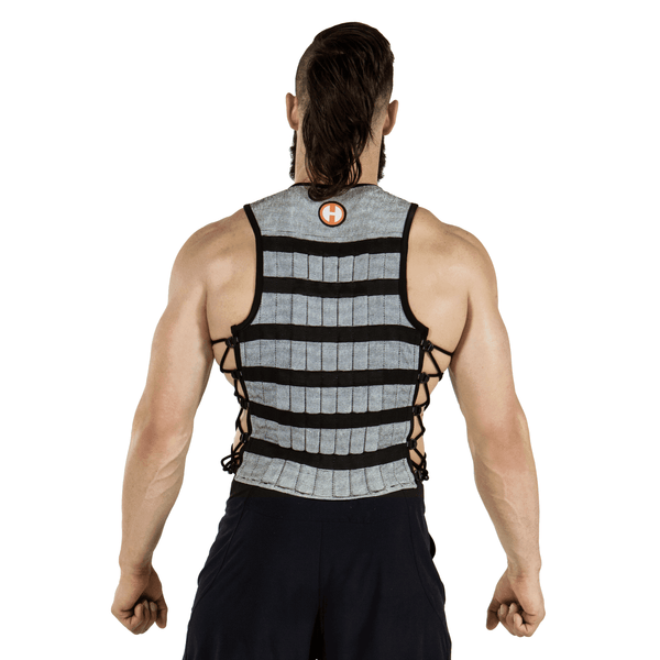 Hyperwear hypervest pro weight vest for rucking