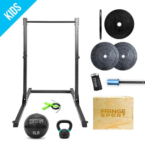 Kid's Garage Gym Starter Package