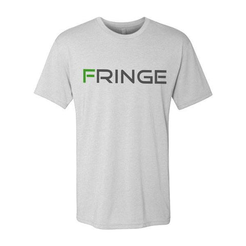Two Tone Fringe Logo T-Shirt