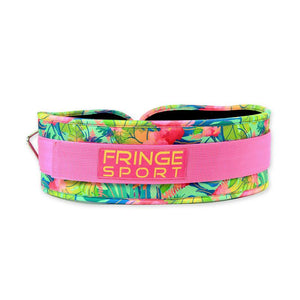 Tropical Weightlifting Belt