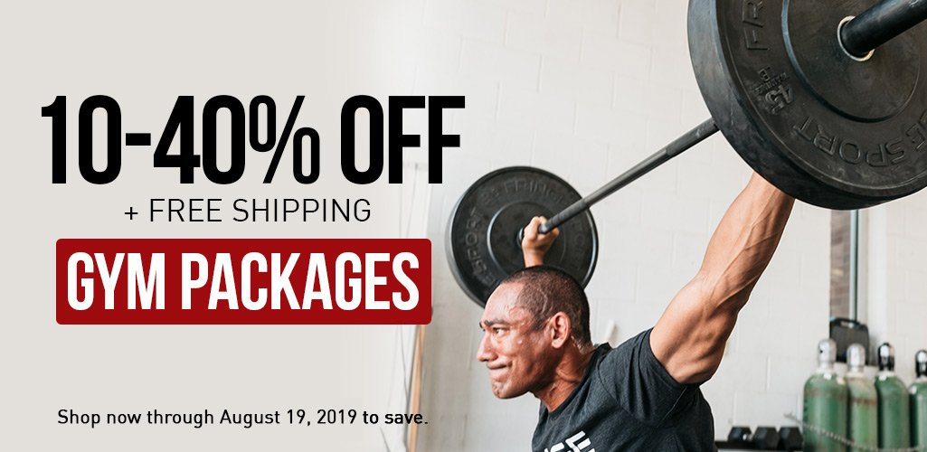 10-20% Off Select Oly Equipment