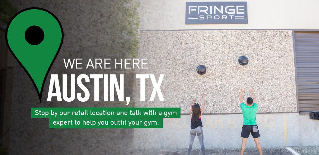 Austin Texas Retail Location for Fitness Equipment