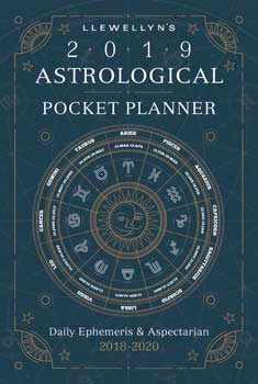 2019 Astrological Pocket Planner by Llewellyn