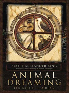 Animal Dreaming oracle by Scott Alexander King