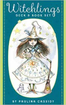Witchlings tarot deck & book by Paulina Cassidy
