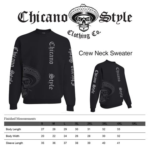 Chicano_Limited_Edition_Crew_Neck_Sweater