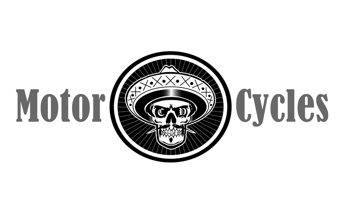 Chicano Style Motorcycles Shirts Logo