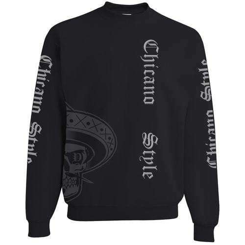 Limited Edition Chicano Style Crewneck Sweatshirt