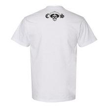 Load image into Gallery viewer, Chicano Style Classic II White T-Shirt Back