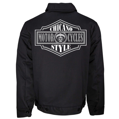 Chicano Style Motorcycles Dickies Jacket