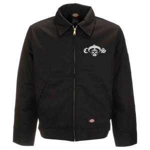 New Dickies Chicano Style Motorcycles Jacket