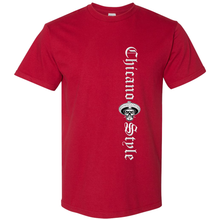 Load image into Gallery viewer, Chicano Style Motorcycles Red T-Shirt