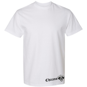 Chicano Style Viclas White T-Shirt Front