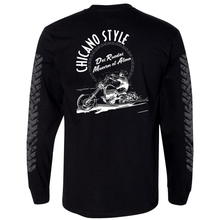 Load image into Gallery viewer, NEW Chicano Style Dos Ruedas Limited Edition Long Sleeve T-Shirt