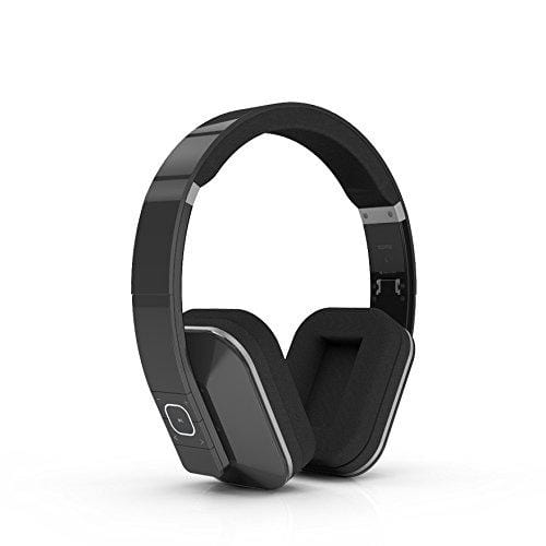 Icon Q - Boundless H3 Bluetooth v4.0 NFC Headphones with Microphone and aptX® BLACK - QBH530 - Jazba World - Headphones - Earbuds - Wirless - Bluetooth Headphones