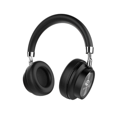 Raycon H50 Wireless Over Ear Headphones Comfortable Bluetooth Headset with Mic and Audio Cable for Wired Mode - Black - Jazba World - Headphones - Earbuds - Wirless - Bluetooth Headphones
