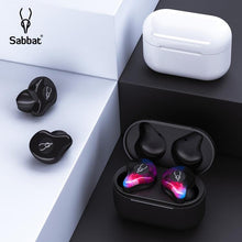 Load image into Gallery viewer, Sabbat X12 Pro Earbuds - Jazba World - Headphones - Earbuds - Wirless - Bluetooth Headphones