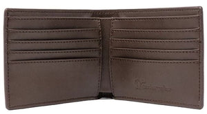 Tastemaker Chocolate Brown Bifold Wallet