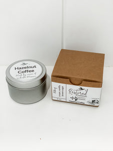 Hazelnut Coffee Candle 4 oz.