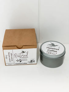 Hazelnut Coffee Candle 8 oz.