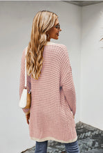Load image into Gallery viewer, Waffle Knit Cardigan