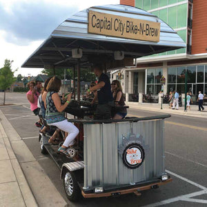 any themed tour with Denver Bike-n-Brew