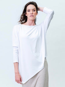 The Susie Top - White