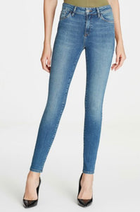 Alissa Jeans - Dark Stretch (28 inch leg)