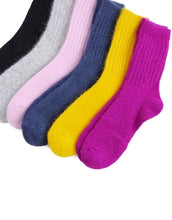 Load image into Gallery viewer, Angora Socks - Black