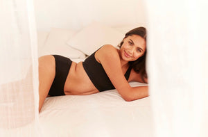 Bamboo Knickers - Black