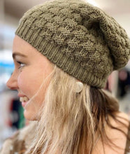 Load image into Gallery viewer, Bellamy Beanie - Olive