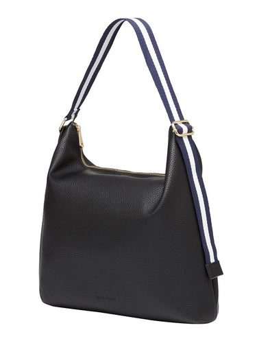 Bronte Hobo Bag - Black