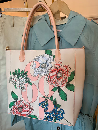 Bag A Bouquet Tote Bag