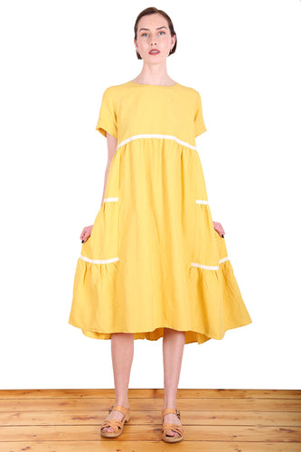 Fremantle Dress - Sunshine