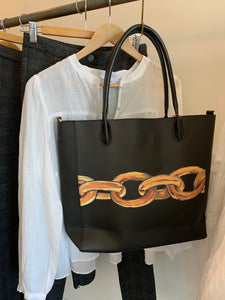 Money Tote Bag - Chain Reaction