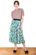 Load image into Gallery viewer, Fairy Bread Pleat Skirt - Green