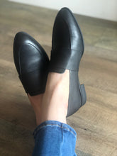 Load image into Gallery viewer, Gabrian Loafer- Black Leather