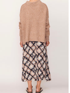 Cocoon Knit - Camel