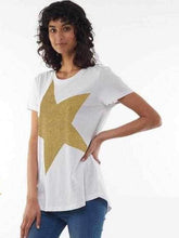Load image into Gallery viewer, Superstar Tee - Gold