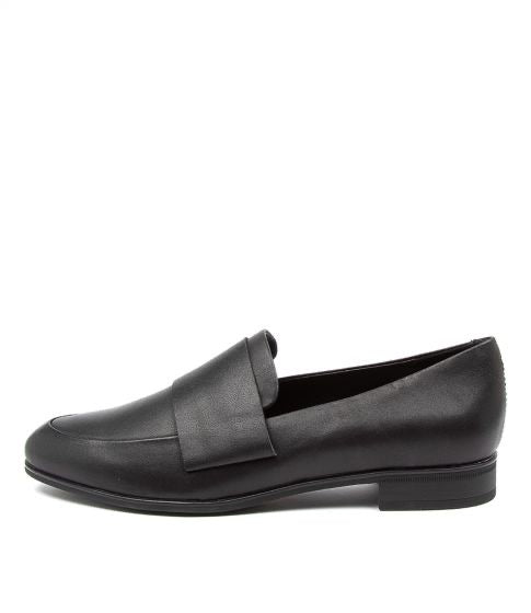 Gabrian Loafer- Black Leather