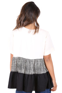 Blue Mountains Top - Black