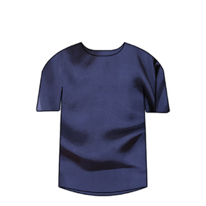 Cottesloe Top - Navy