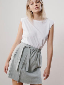 Tilly Skirt - Duck Egg