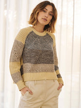 Load image into Gallery viewer, Exon Speckle Knit - Natural Multi