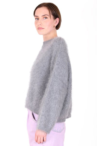 Montreal Sweater -  Grey Marle
