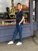 Load image into Gallery viewer, Polly Denim  Jeans - Blue