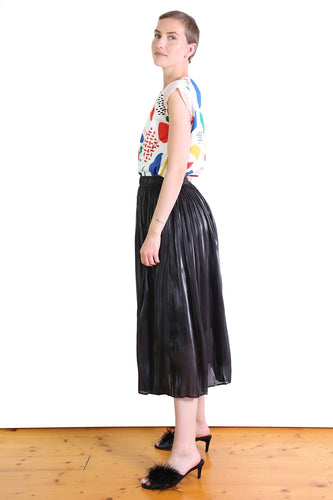 Lake Como Skirt - Black