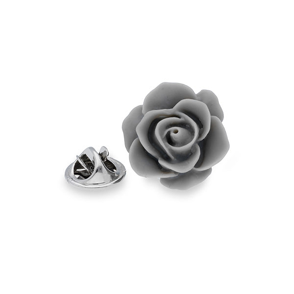 Clour Grey | Lapel Pin
